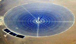 Crescent Dunes Solar Energy Project, Tonopah NV