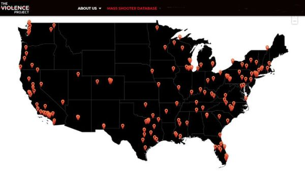 Mass shooters. The Violence Project