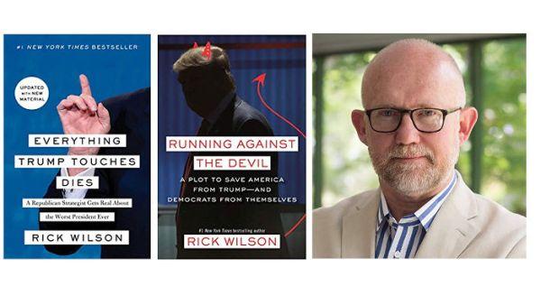 Rick Wilson. Books
