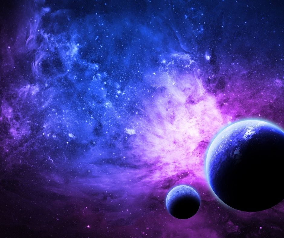 Space. Other worlds