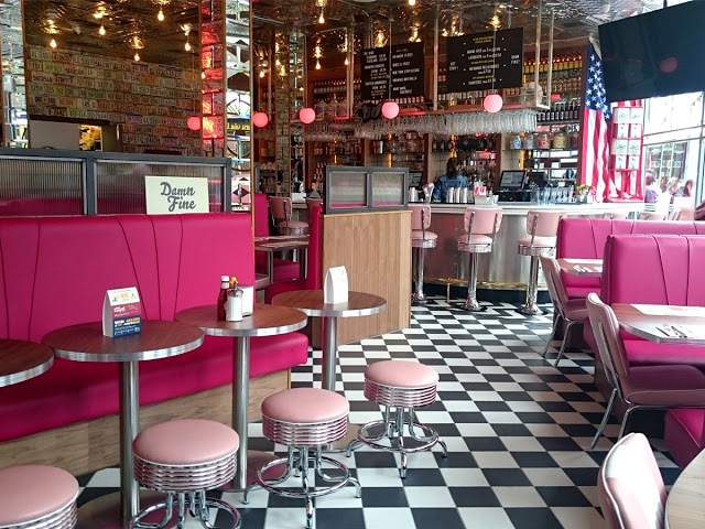 INFAMOUS DINER, MANCHESTER :: LAUNCH PARTY