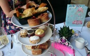 AFTERNOON TEA :: OPUS ONE, RADISSON BLU
