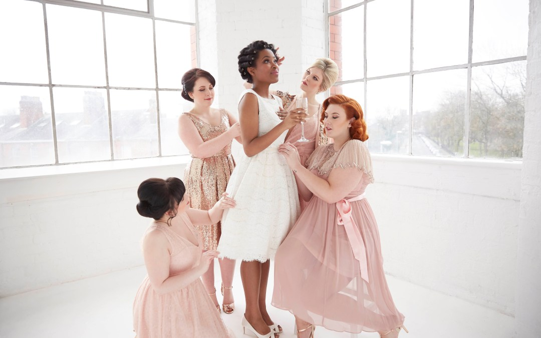 JOANIE'S WEDDING PHOTOSHOOT :: BEHIND THE SCENES