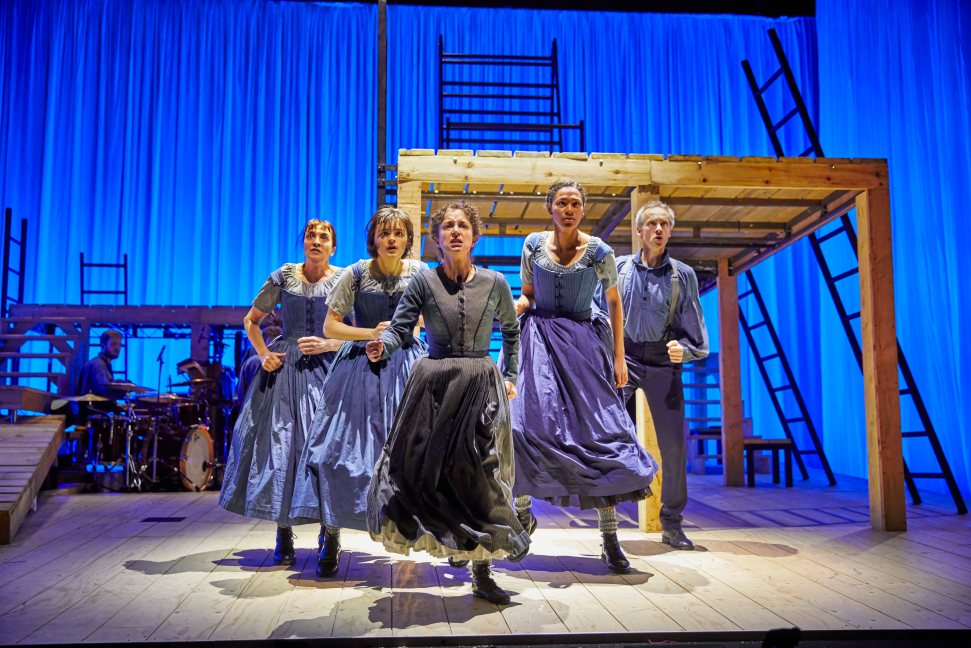 Jane Eyre at The Lowry, Salford