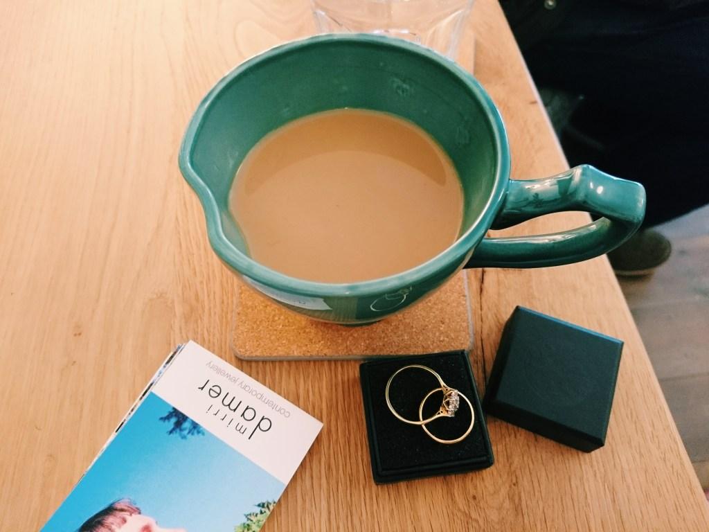 Mirri Damer Wedding Ring
