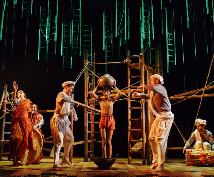 The Jungle Book at The Lowry, Manchester
