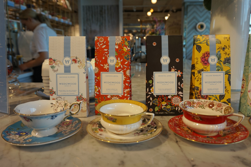 World of Wedgwood Tea