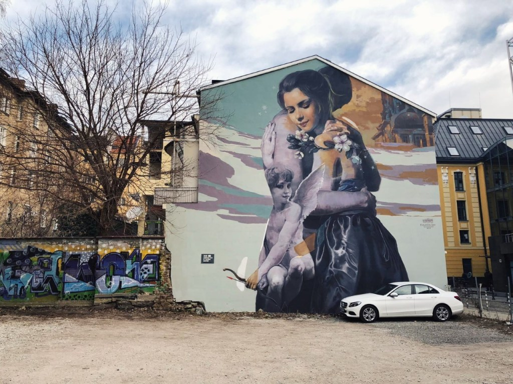 Things to do in Sofia Street Art Nasimo