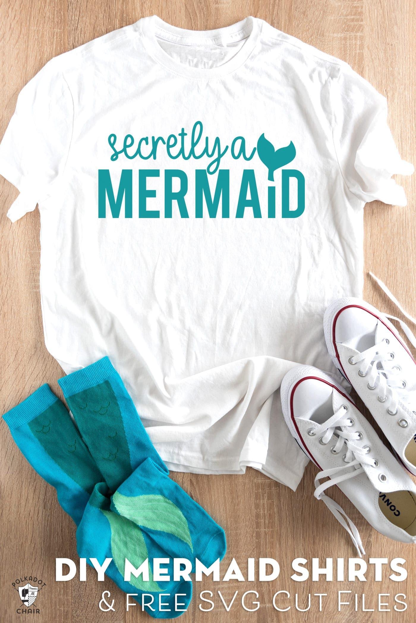 Free Mermaid Svg File : mermaid, Mermaid, Files, Cricut, Machines, Polka, Chair