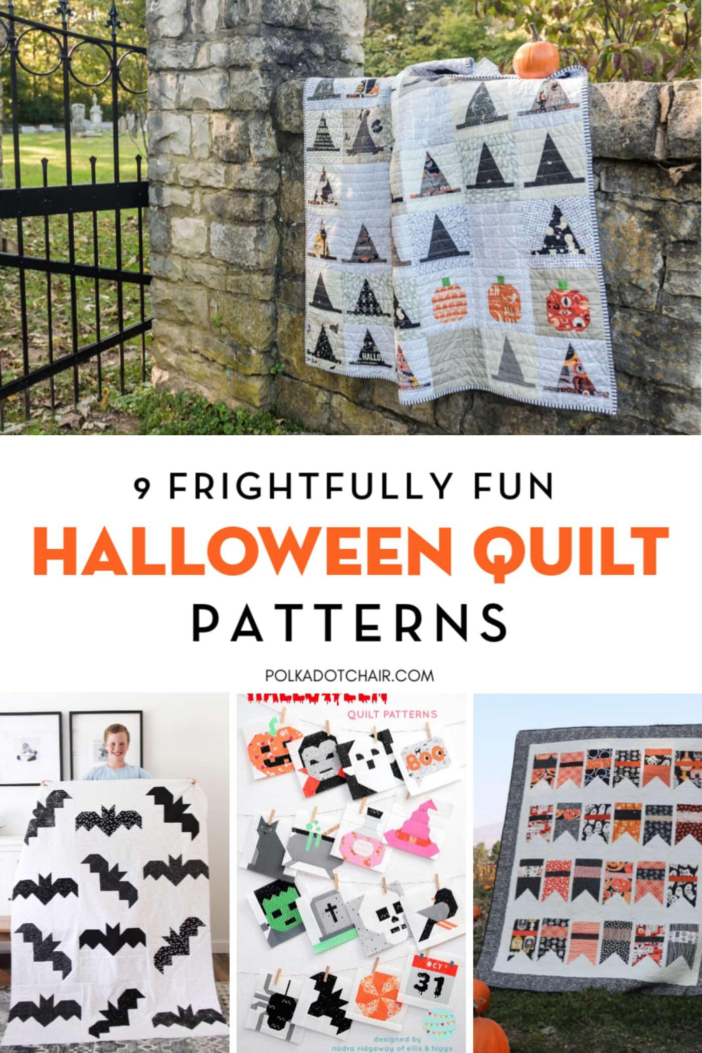 Halloween | AllPeopleQuilt.com