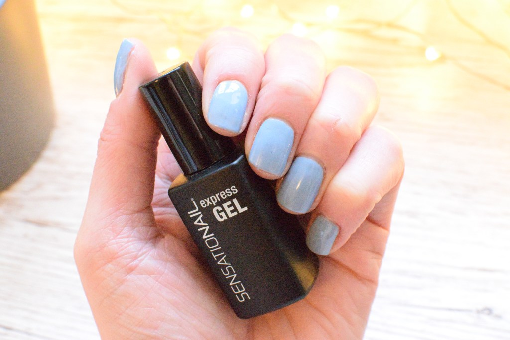 sensationail express gel instructions
