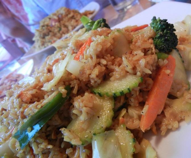 Simply Thai: Veggie Curry Fried Rice | Christina's Best Life