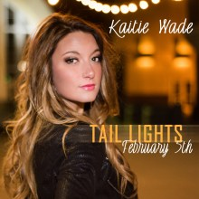 """Used to promote her first single, """"Tail Lights,"""" a week before its release."""
