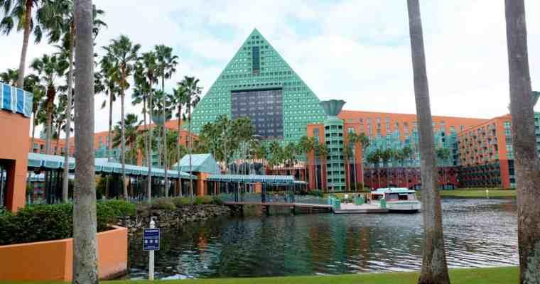 Walt Disney World Dolphin: A Resort Review