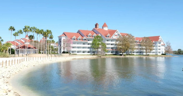 Grand Floridian Walt Disney World Resort Review