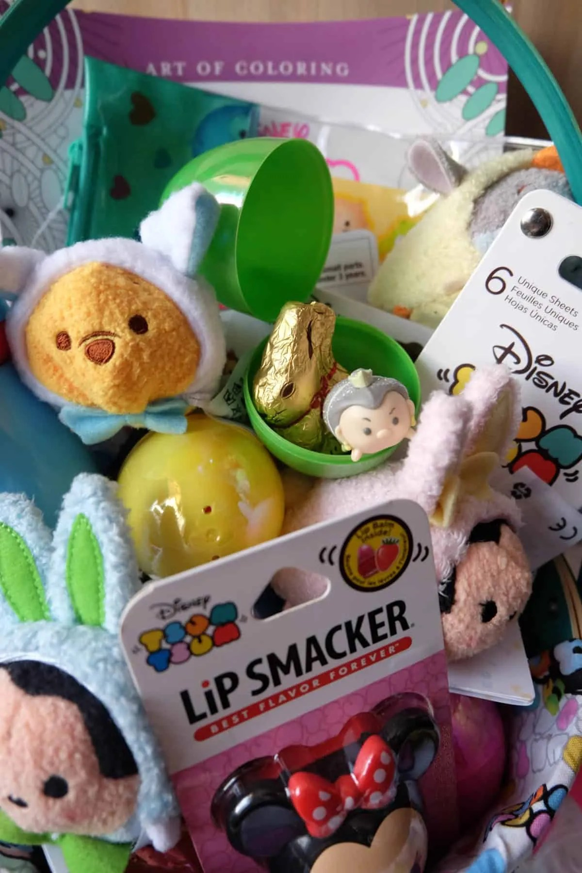 Disney Tsum Tsum Easter basket + Giveaway!