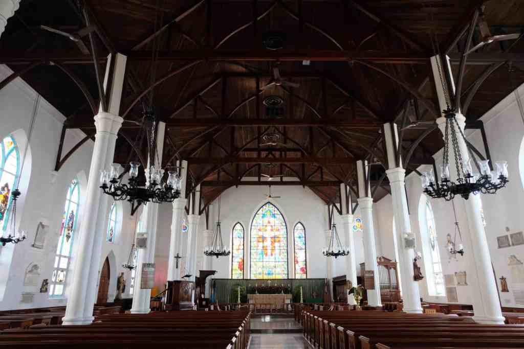 polkadotsandpixiedust church, nassau bahamas