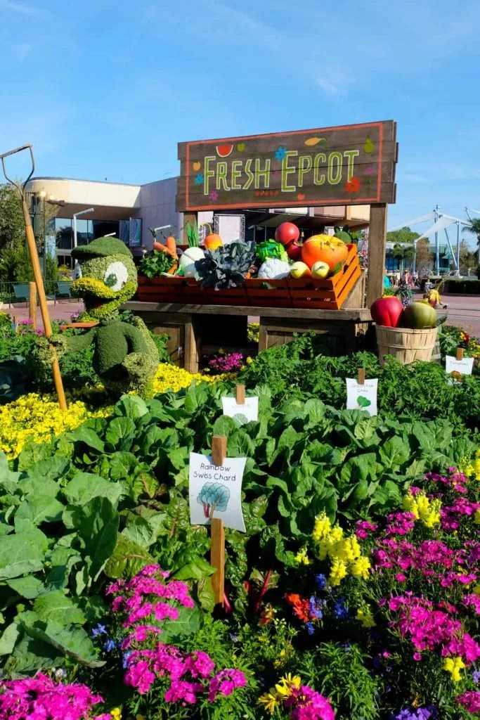 Epcot International Flower and Garden Festival, Epcot, Walt Disney World