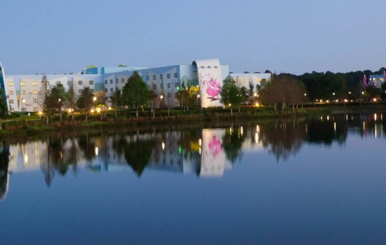 Art of Animation : A Disney Resort Review