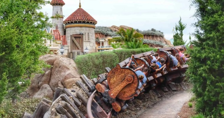 Quick Guide to Fast Passes at Walt Disney World