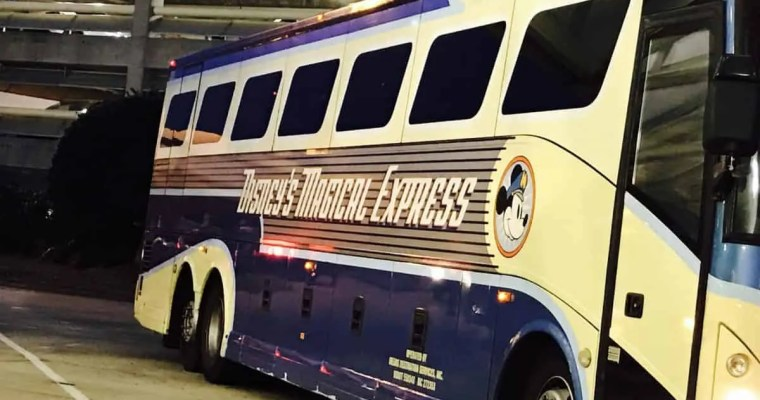 Quick Guide to Disney's Magical Express