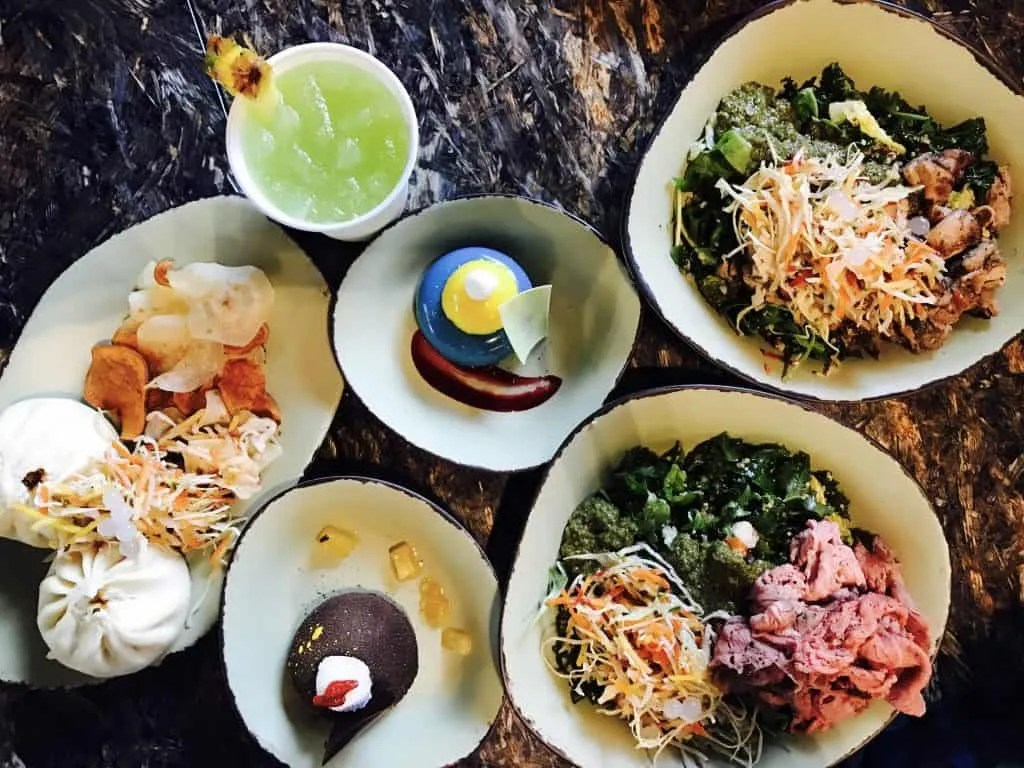 Food at Pandora World of Avatar