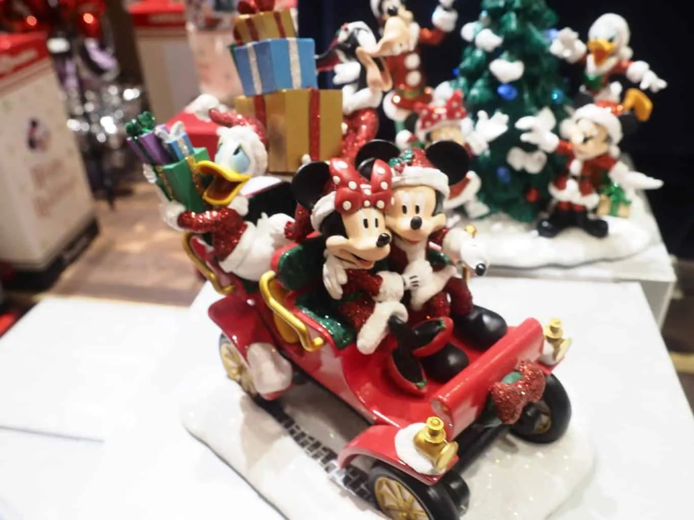 Christmas Decor to add a little Disney to this Holiday season