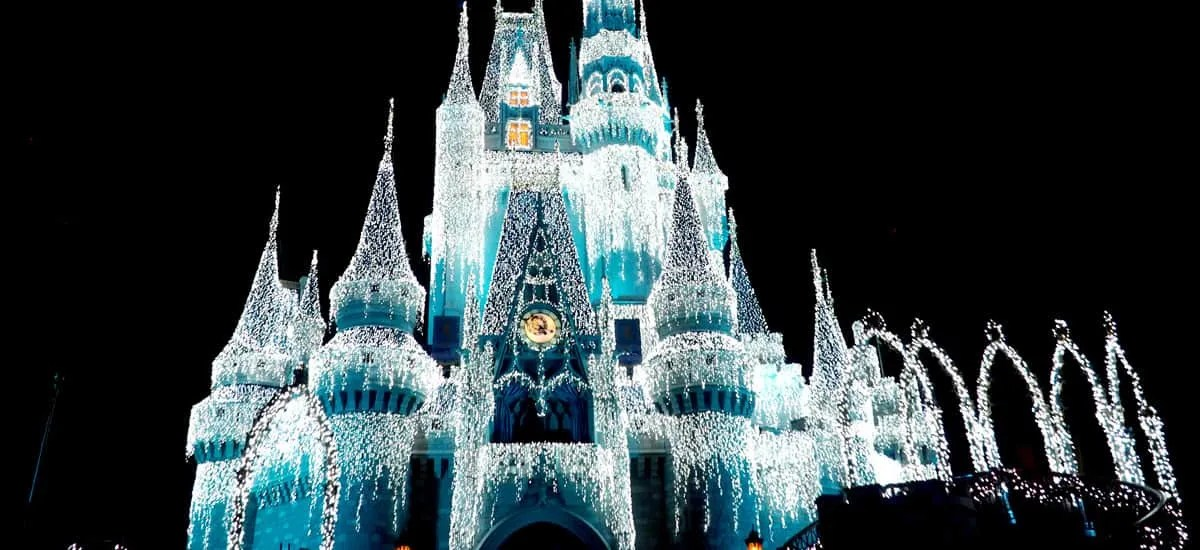 Christmas at Walt Disney World Checklist