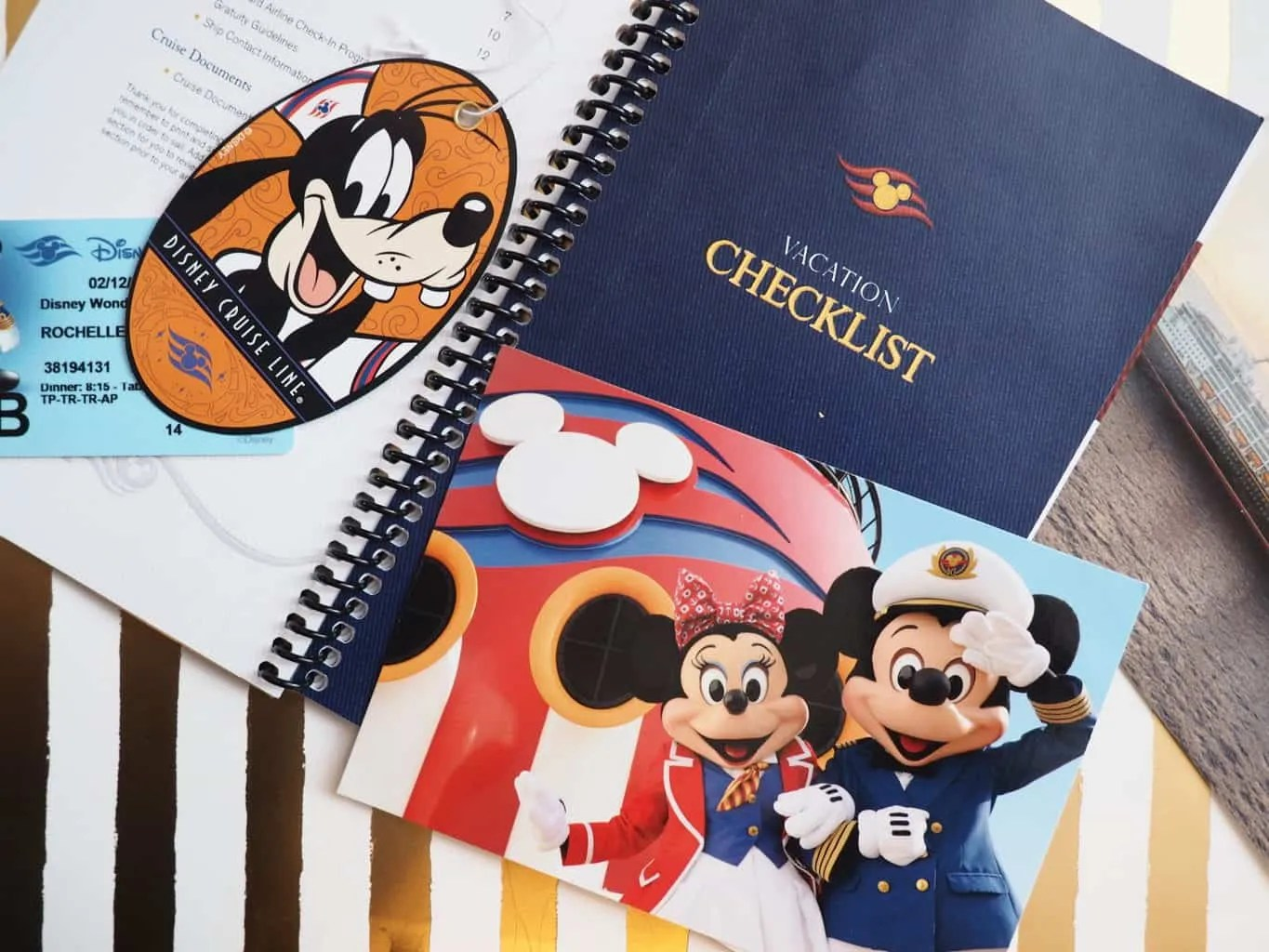 Planning a Cruise on The Disney Wonder