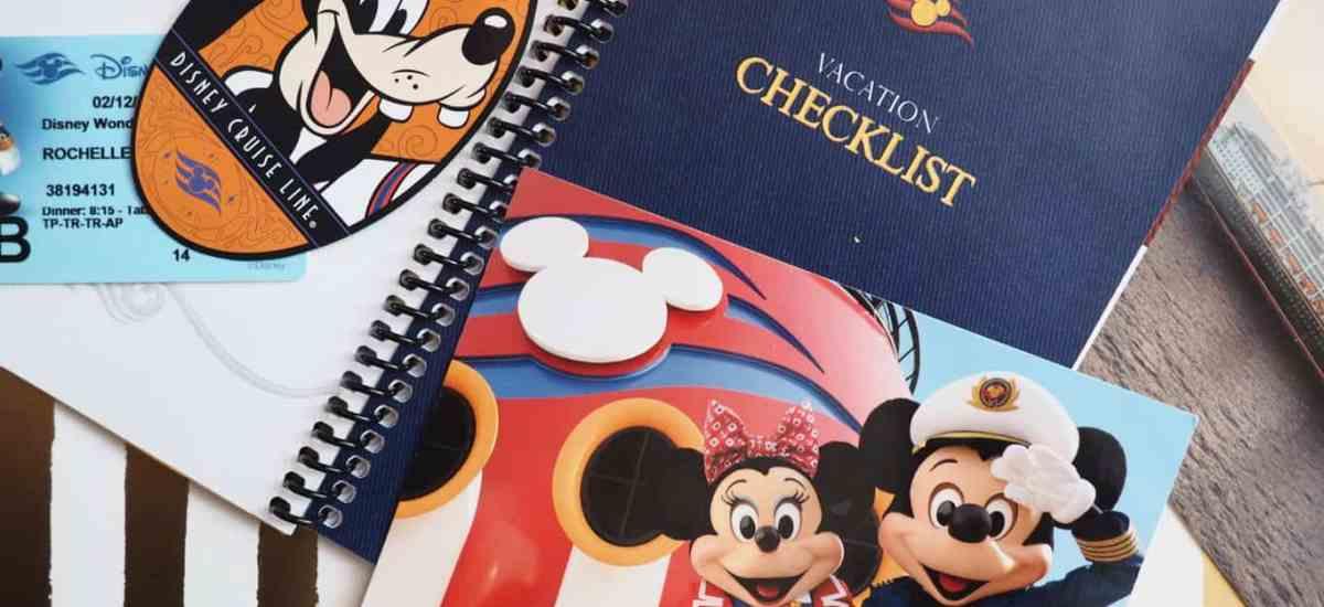 Planning a Cruise on The Disney Wonder