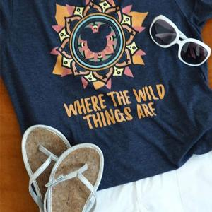 Animal Kingdom Where the Wild Things Are Mickey Shirt