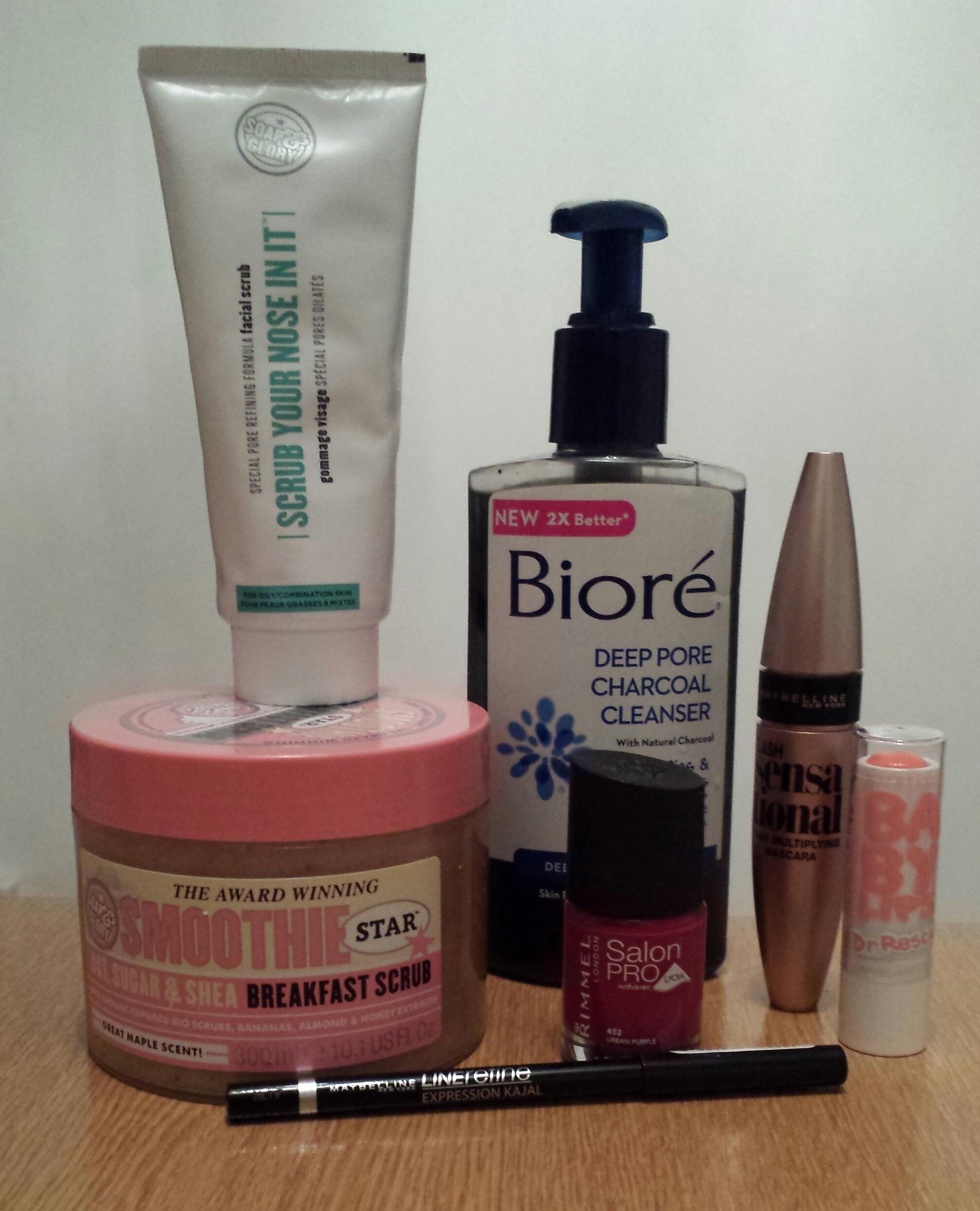 Mini Beauty & Skincare Haul!!!