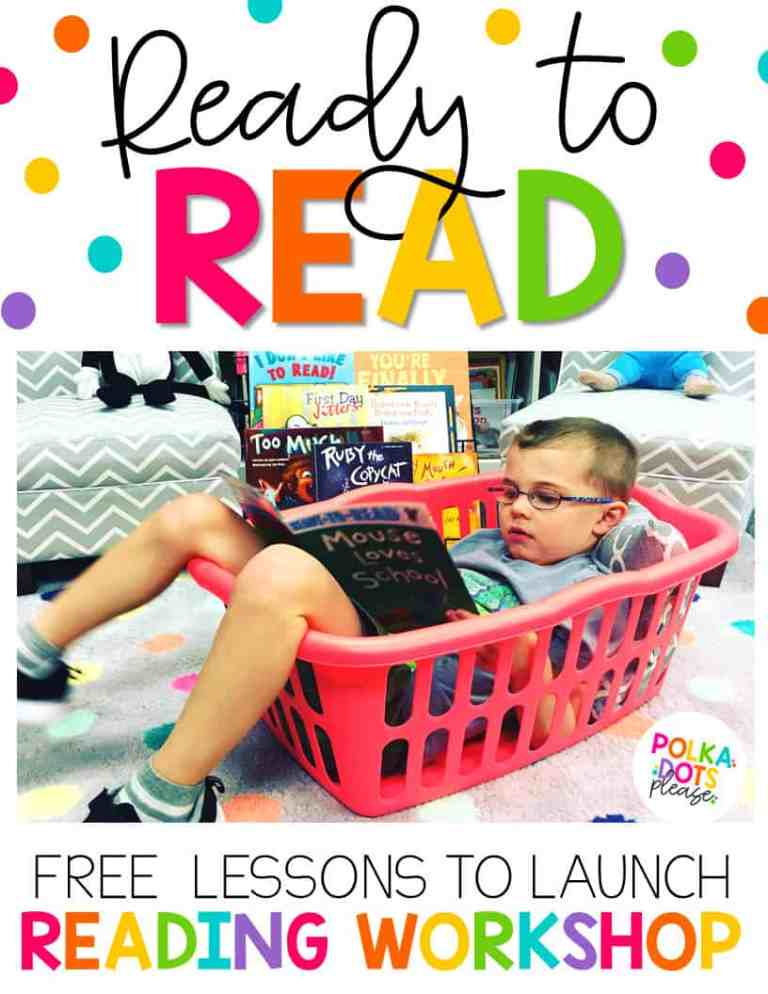 reading workshop lesson plans