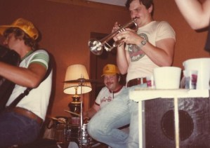 Springs 1982 New Brass Party - Submitted by Angela Biskup