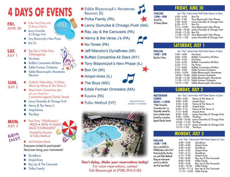 2017 Polka Fireworks Brochure Page 2