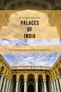 Read all about Thirumalai Nayakar Palace - The biggest palace in South India. Travel | India | Asia | Family Travel | TamilNadu | Madurai | Palace | Ancient | Architecture | Museum| #indian #india #incredibleindia #asiatravel #travel #asian #asianart #travelphotography #traveltips #architecture #art #asian #museum #palace #tamil #movies #family #destinations #history #ancient