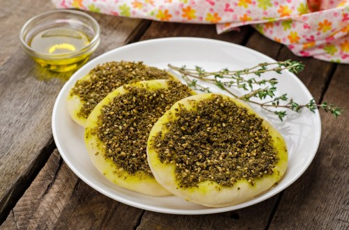 Mankish Zaatar