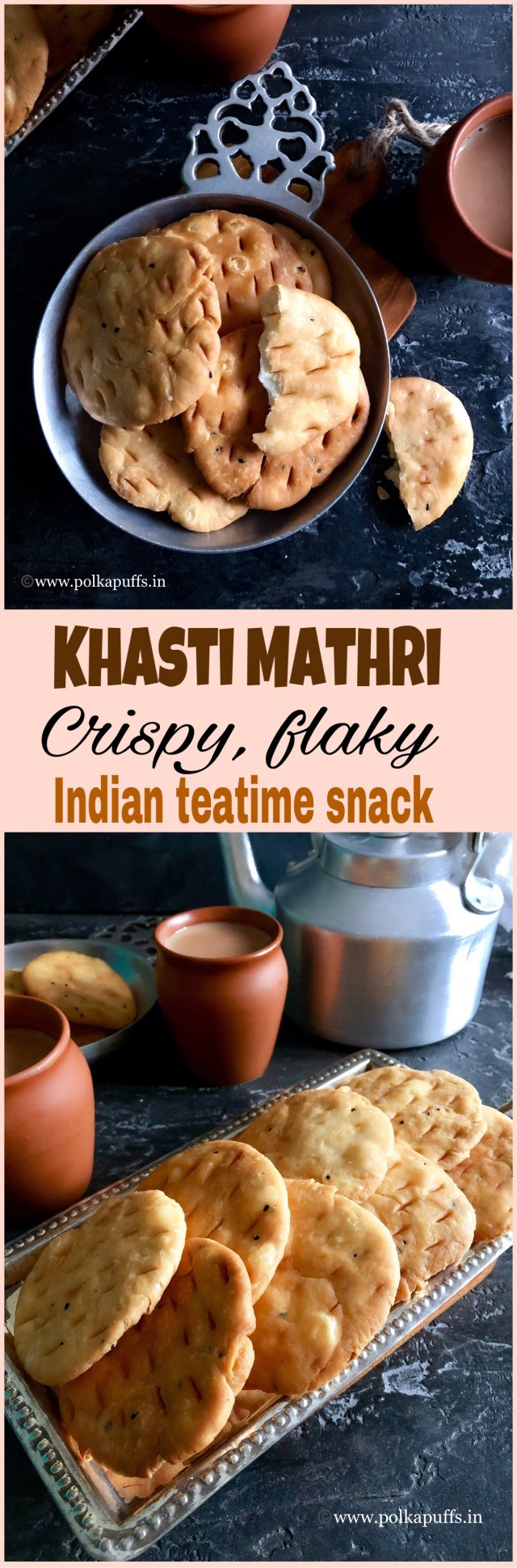 Khasti Mathri/ How to make Khasti Mathri