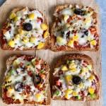 Bread Pizza Recipe/ Instant Pizza