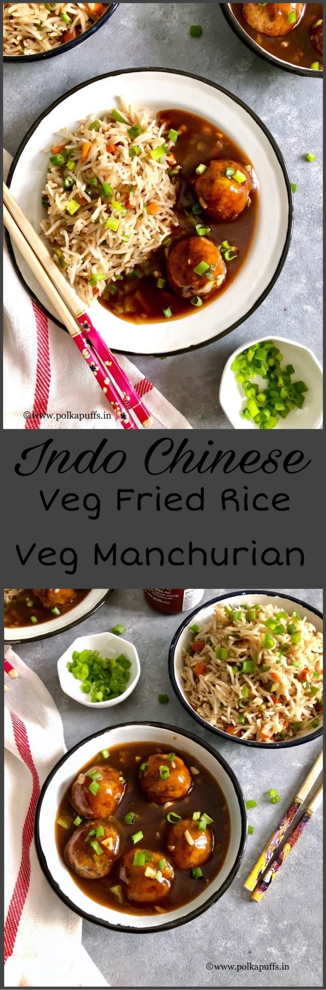 Veg Fried Rice | How to make Veg Fried Rice | GF & Vegan