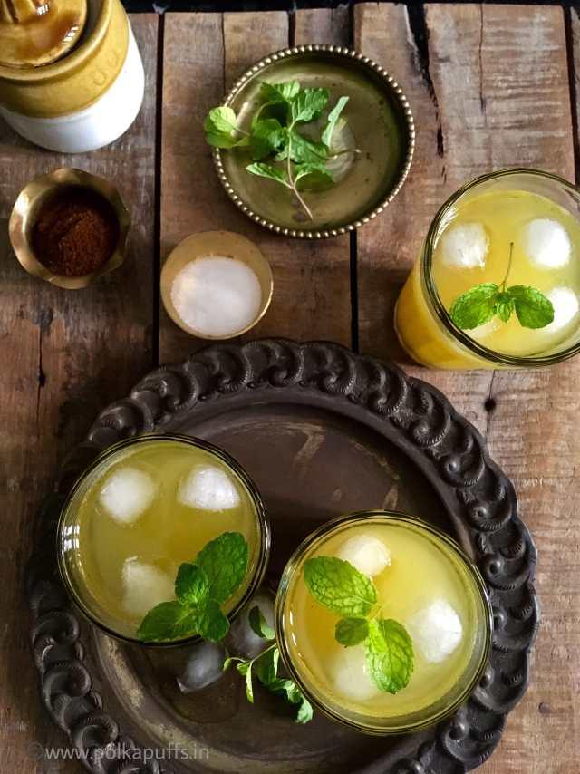 Aam Panna   Indian Mango Cooler