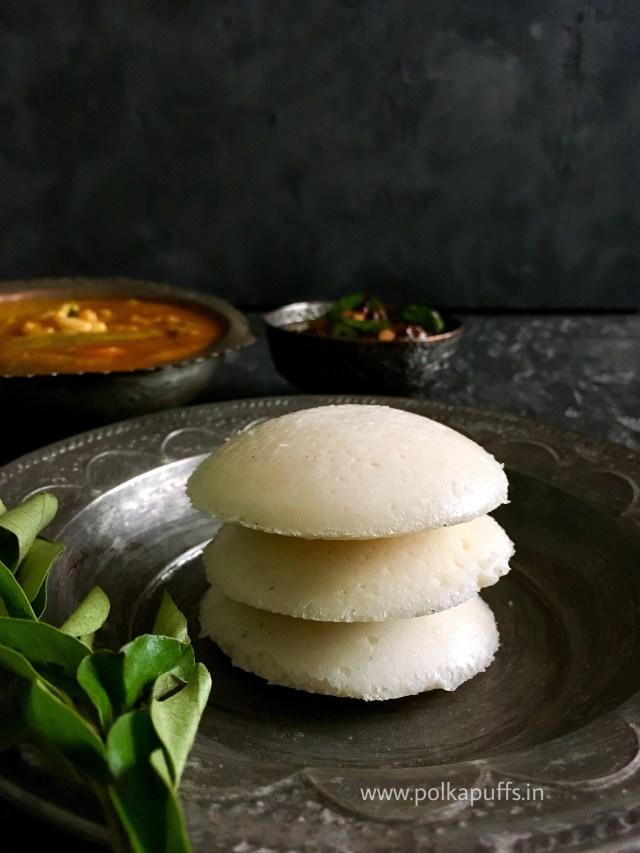 Idli Sambhar / Udupi Style Idli Sambhar
