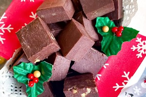 The Best Chocolate Fudge | Recipe for Rich Chocolate Fudge