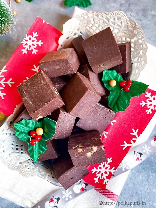 The Best Chocolate Fudge | Recipe for Rich Chocolate Fudge