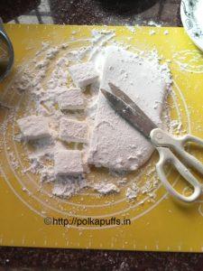 Small Batch Vanilla Mini Marshmallows