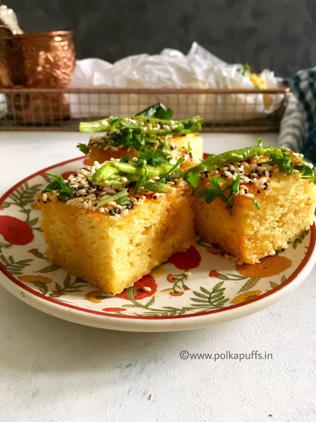 Khaman Dhokla Recipe | How to make Gujarati Khaman Dhokla