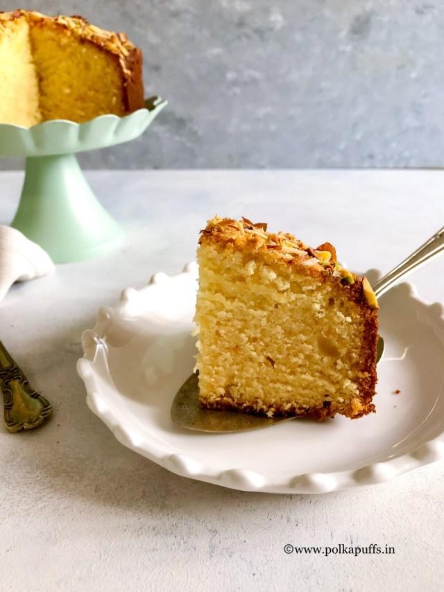 Parsi Mawa Cake   Bakery Style Mawa Cake