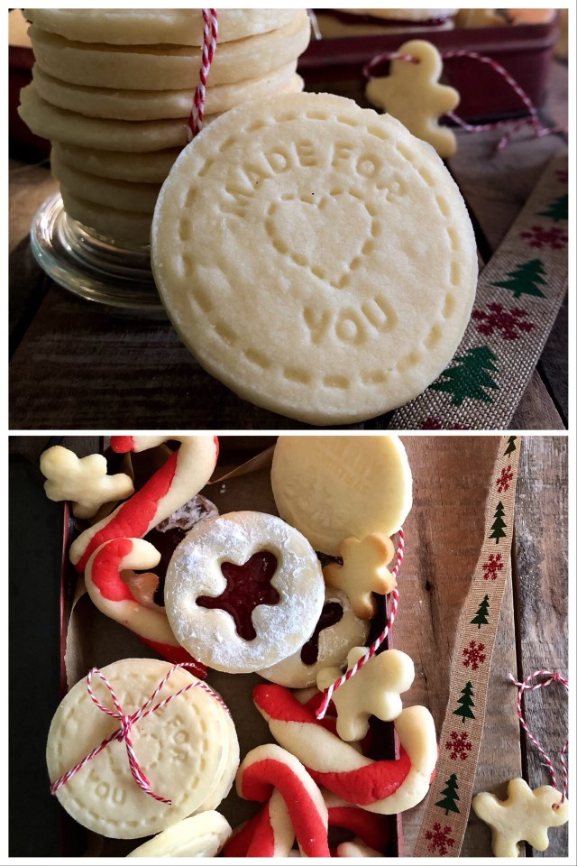 Egg free Cookie Box | Christmas Cookie Box