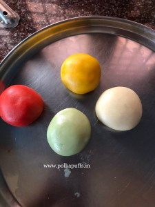 No Cook, Egg free Marzipan Candies | Instant Marzipan Recipe