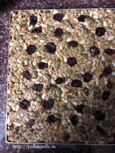 No Bake Granola Bars   Vegan & Gluten free   Stove Top Granola Bars